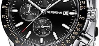 Migliori Orologi Bersigar Uomo: Opinioni e Recensioni