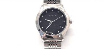 Recensione Orologio Uomo Gucci YA126405