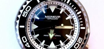 Recensione Merkur OceanMaster 1000m Tuna