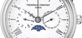 Frédérique Constant: i migliori orologi da uomo