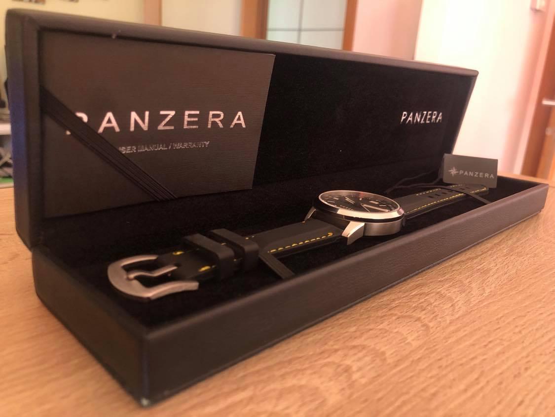 Panzera Time Master 42
