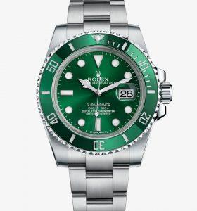 Homage Rolex Submariner Hulk