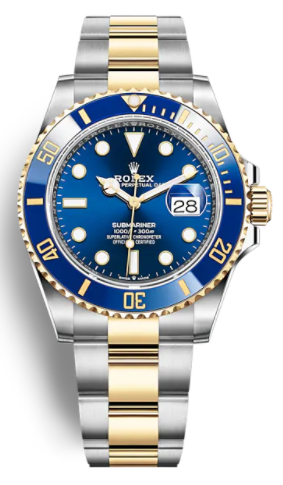 Homage Rolex Submariner Acciaio Oro
