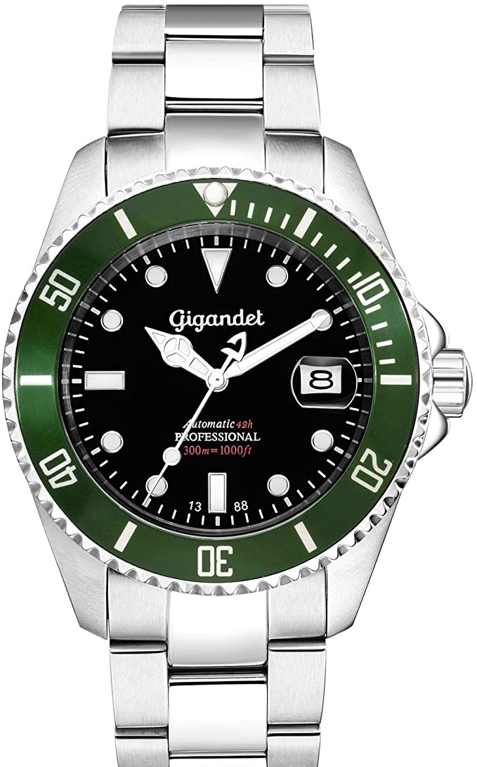 Gigandet Sea Ground Automatic Men's Analogue