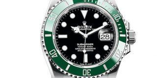 Homage Rolex Submariner 2020 Ghiera Verde