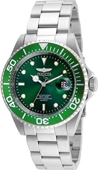 Invicta 24947 Pro Diver quadrante verde