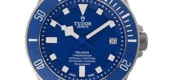 Tudor Pelagos: l'orologio subacqueo con valvola per l'elio