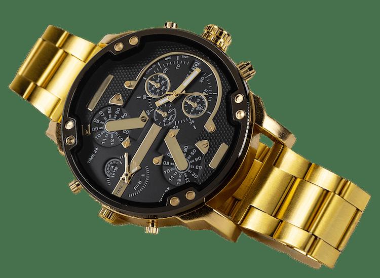 Orologio Golden Watch