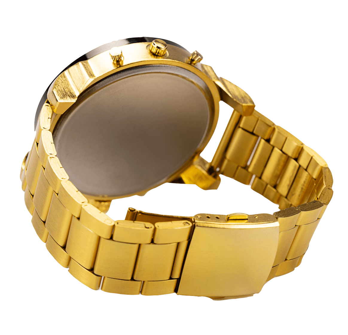Orologio Uomo Golden Watch