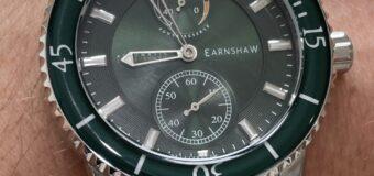 Recensione Earnshaw Hawke Lincoln Green ES-8118-55